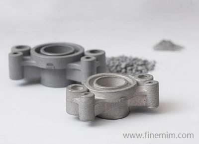 Aluminum Injection Molding MIM Parts