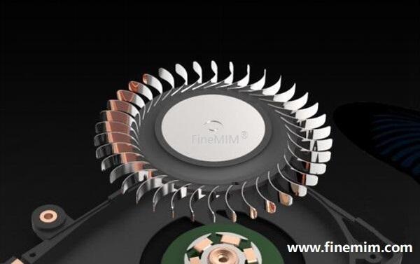 CPU Cooling Metal Fan
