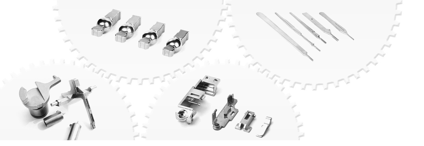 MIM Products | China Metal Injection Molding Components