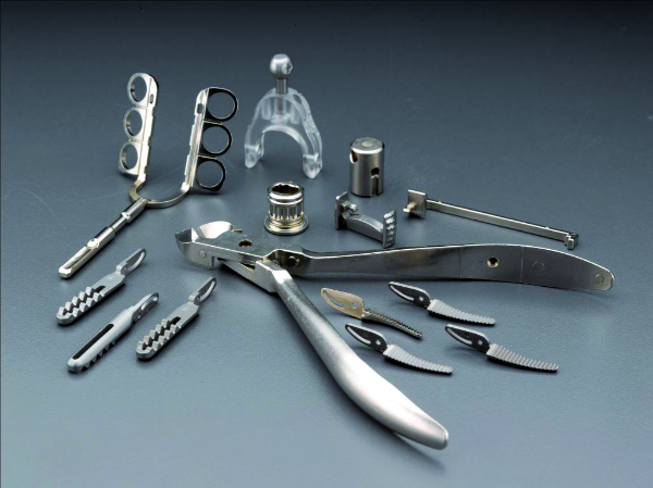 MIM Parts for Medical Applications