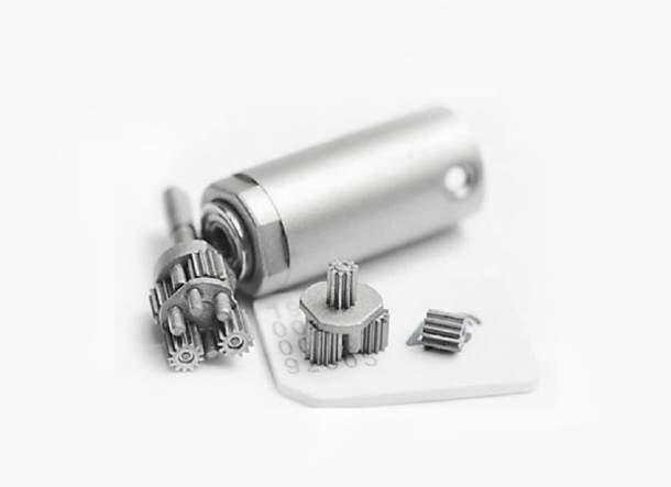 MIM micro gear