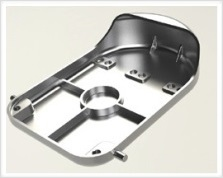 Titanium Housing Parts