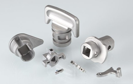 Examples of MIM parts
